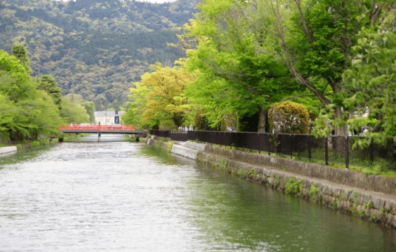 Access Programs Walk and Discover Okazaki Park, Kyoto